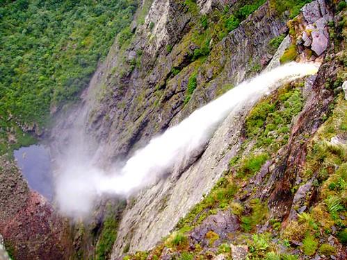 Cachoeira da Fumaça, Chapada Diamantina, Bahia
