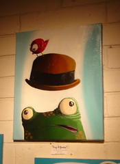 Frog And Bowler