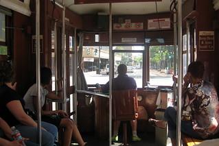 New Orleans - CBD: St. Charles Streetcar