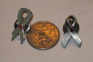 Diabetes ribbons