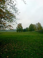 Höst på Gärdet 2007