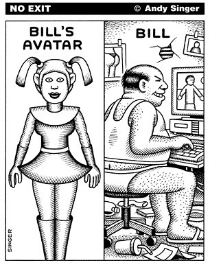 Bill's Avatar