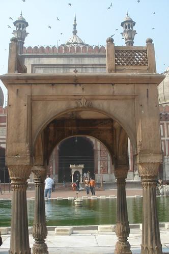 Old Delhi_迦瑪清真寺(Jama Masjid)1-20