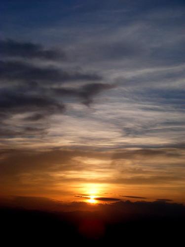 Enormity of Sky