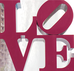 LOVE Sculpture, JFK Plaza
