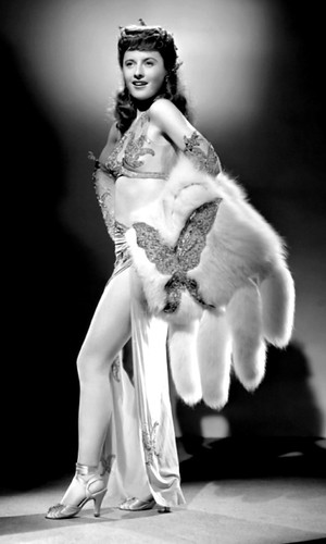 Barbara Stanwyck - Lady of Burlesque 1942
