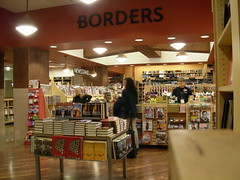 Borders Bookstore - SeaTac Airport