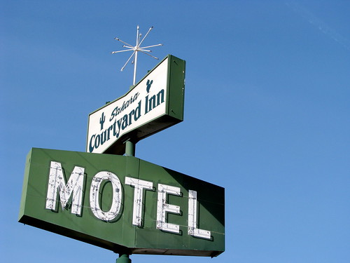 Sahara Courtyard Inn Motel