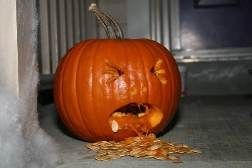 One Sick Pumpkin