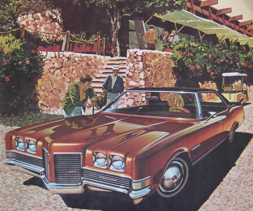 1971 Pontiac Parisienne Brougham