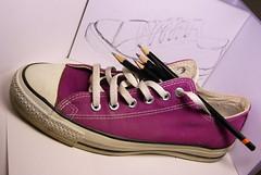 Walking In Purple For Lupus Awareness In Honou...