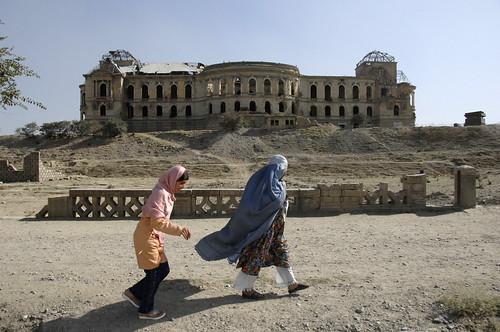 Kabul, OLD MOD BLDG2