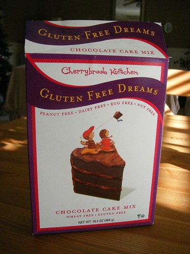 Gluten-free Dreams Cake/Cupcake Mix