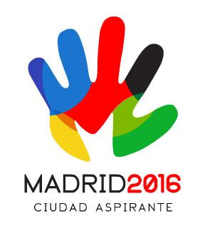 Logotipo Madrid 2016