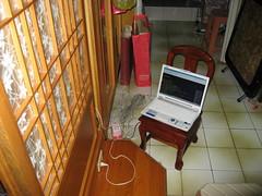 過年用筆電的小天地2