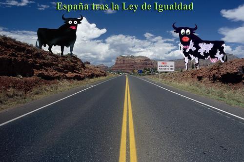 España tras la ley de la igualdad