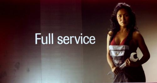 TVH: full service