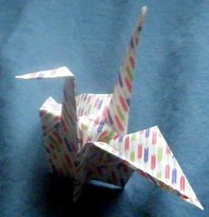Origami Crane 1