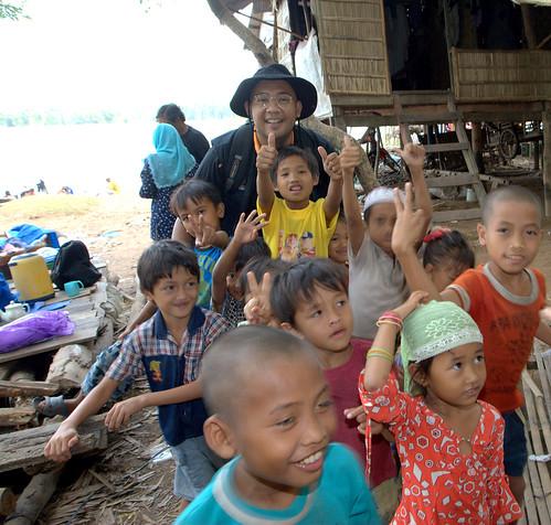 Reza in Cambodia 2007