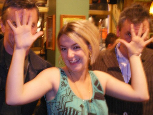 Sheridan Smith and the West End Whingers