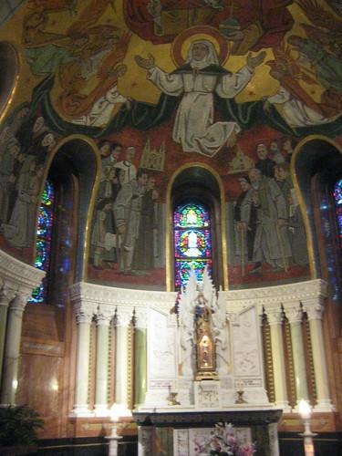 Major Relic of Ste Anne, Ste Anne Basilica