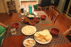 curry night - the result