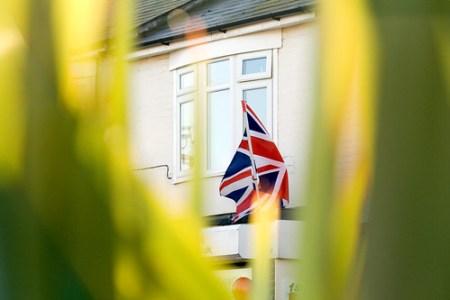 Stalking the elusive Union Jack