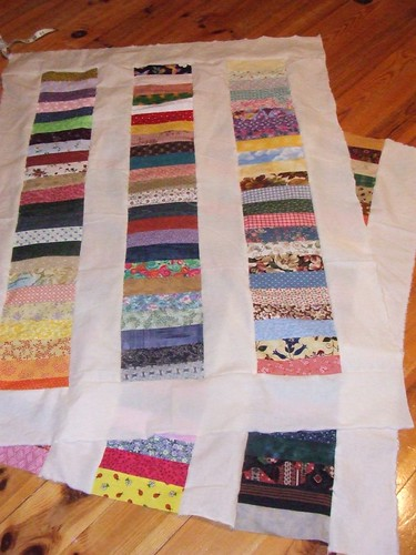 Chinese Coin Baby Quilts