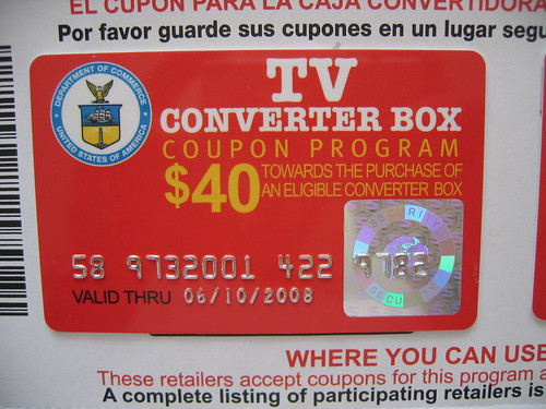 Analog to Digital Converter Coupon