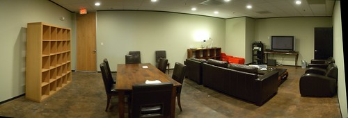 The new breakroom
