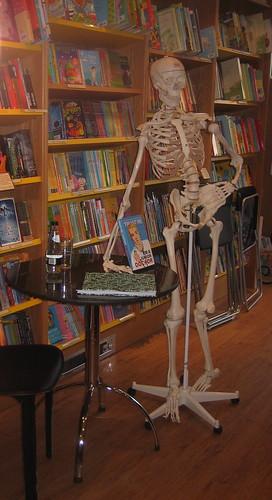 Trust me, I'm a skeleton