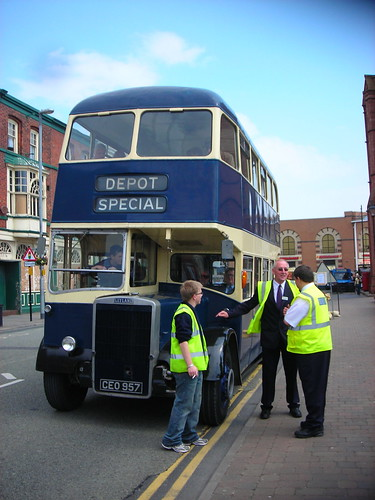 Old Barrow Bus