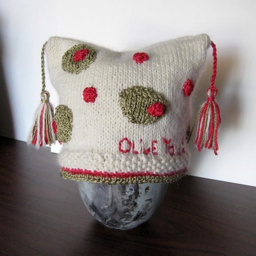 Its a hat!