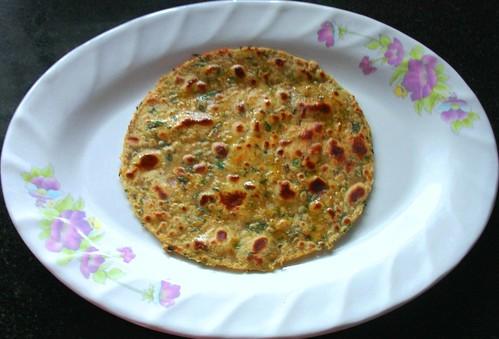 Missi Roti 1.2(Gujarat) मिस्सी रोटी