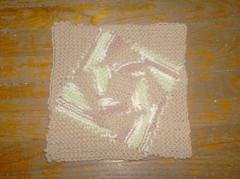 Vortex 5 dishcloth