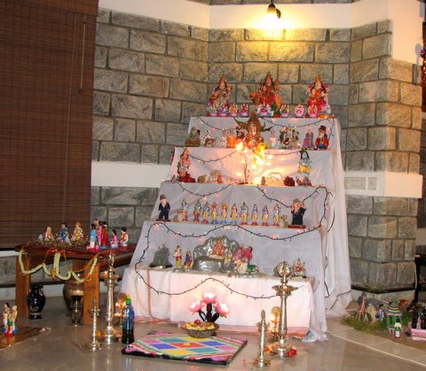 the main kolu