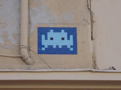 Mosaic Graffiti - Nice