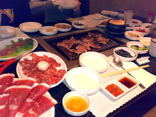 炭香村 Korean B.B.Q. Restaurant