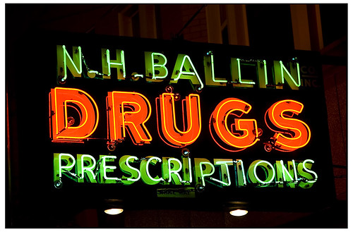 Neon - NH Ballin Drugs Prescriptions