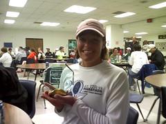 Kim 3rd overall women