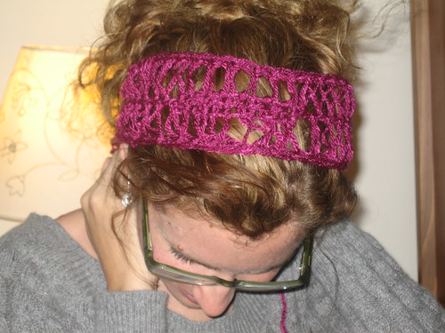 Heidi's Hairpin Headband.