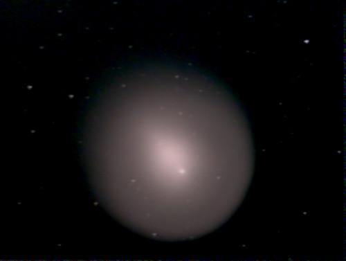 Comet 17P/Holmes on 11/6/07