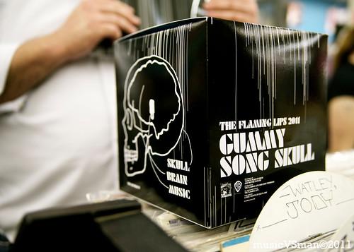 Wayne Coyne @ Vintage Vinyl - 05.12.11
