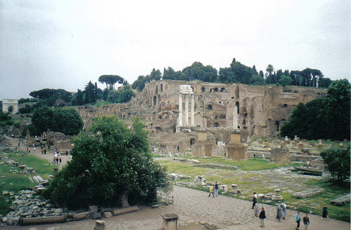 foro romano 2 2001