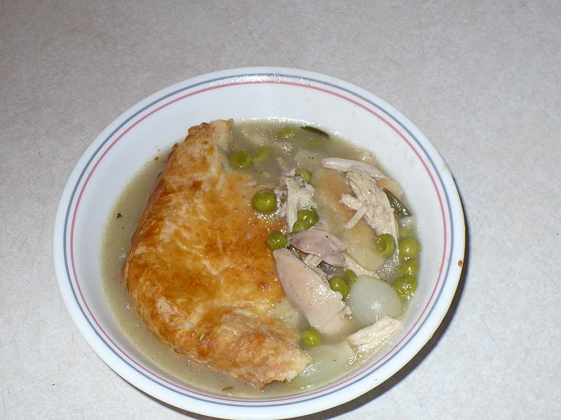 Chicken Pot Soup, the Finale
