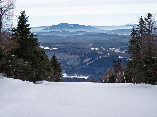 Mt. Ascutney from the Jolly Green Giant trail