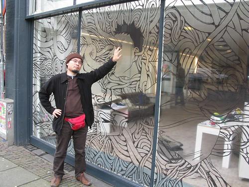 Shintaro Kago feelin' his work