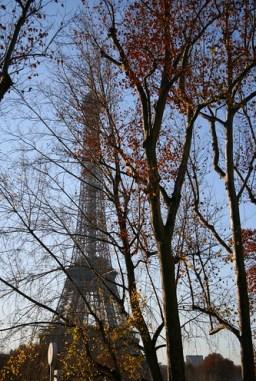 La torre de hierro más famosa