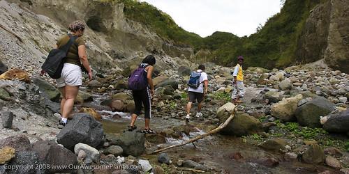 Mt. Pinatubo Hike 11.19