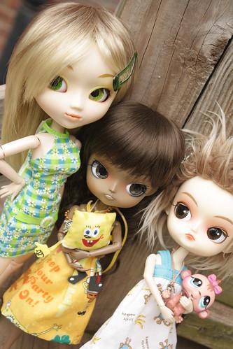 146/365- Meet the new girls!